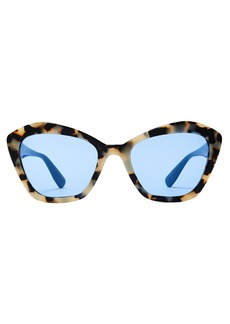 Miu Miu Oversized cat-eye sunglasses