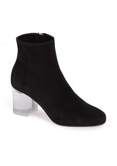 Miu Miu PVC Heel Bootie (Women)