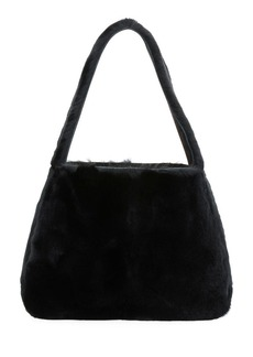 Miu Miu Rabbit Fur Hobo Bag