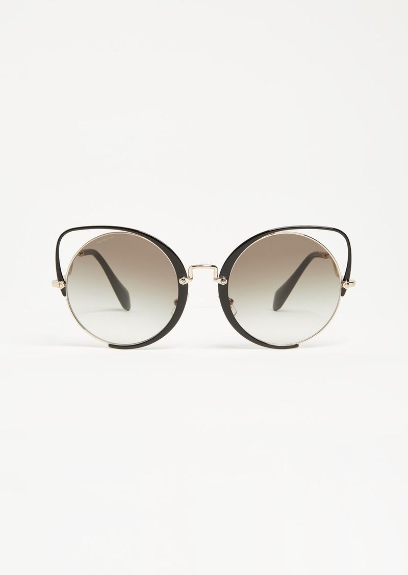 cf98b541194 Miu Miu Miu Miu Scenique Evolution Sunglasses Now  336.00 - Shop It ...