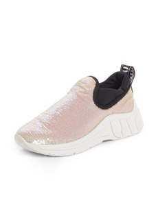 Miu Miu Sequin Slip-On Sneaker (Women)