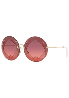 Miu Miu Sunglasses, Mu 01SS