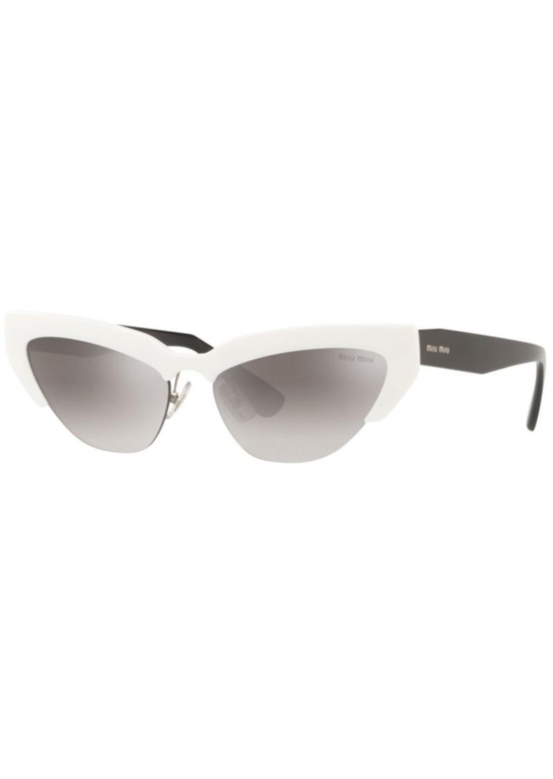 Miu Miu Sunglasses, Mu 04US 59