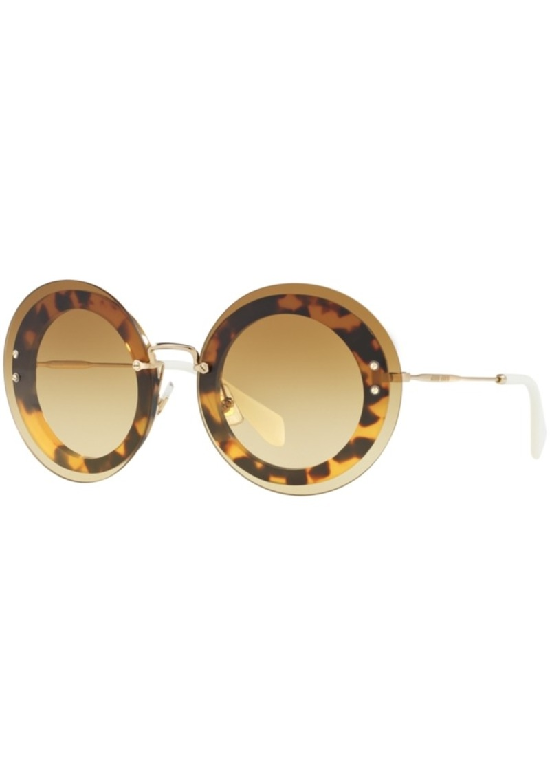 Miu Miu Sunglasses, Mu 10RS