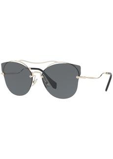 Miu Miu Sunglasses, Mu 52SS