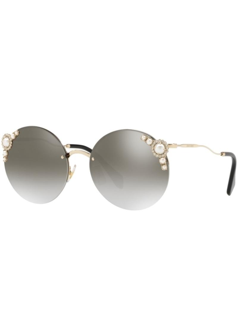 Miu Miu Sunglasses, Mu 52TS
