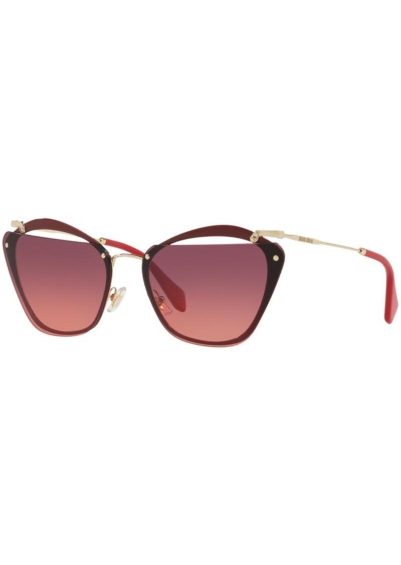Miu Miu Sunglasses, Mu 54TS