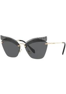 Miu Miu Sunglasses, Mu 56TS