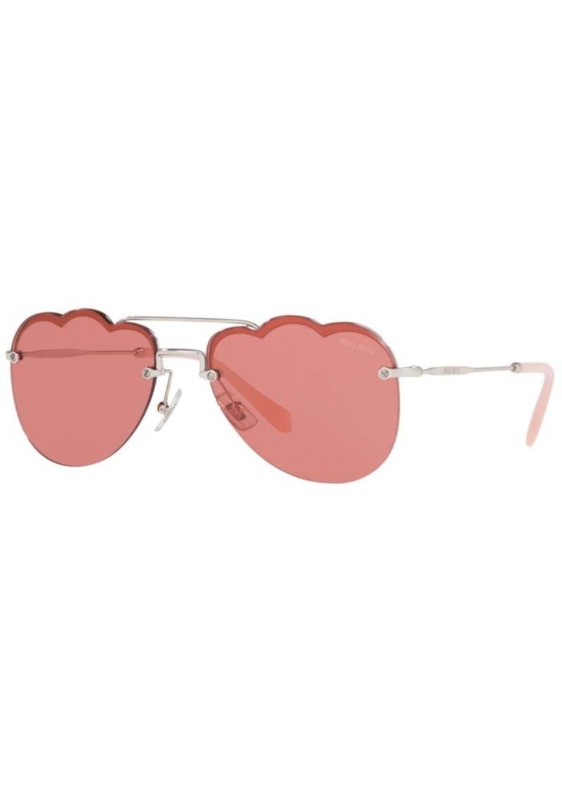 a5f5ee2c35374 Miu Miu Miu Miu Sunglasses