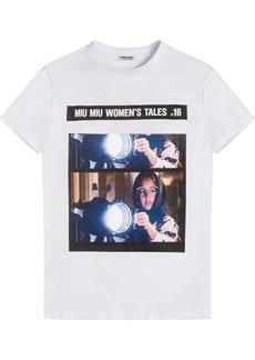 Miu Miu Tales T-shirt