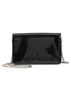 Miu Miu Vernice Patent Leather Crossbody Bag