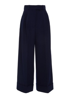 Miu Miu Wide-Leg Trouser
