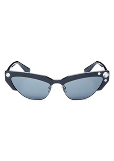 Miu Miu Women's Cat Eye Sunglasses, 59mm