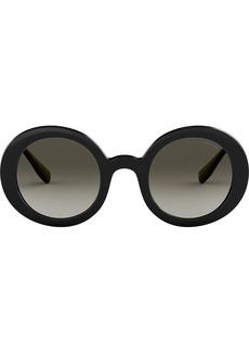 Miu Miu oversized round-frame sunglasses