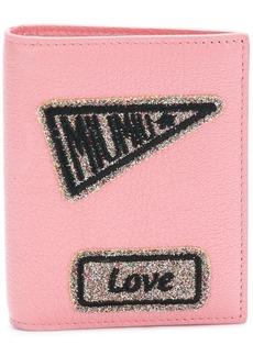 Miu Miu patches wallet