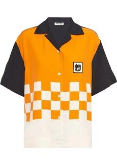 Miu Miu Pongè shirt
