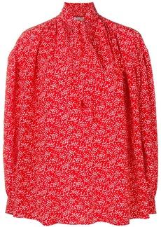 Miu Miu pussy bow blouse