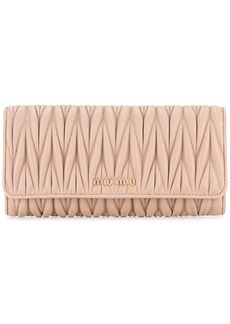 Miu Miu quilted purse