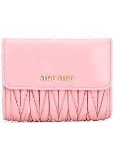 Miu Miu quilted purse
