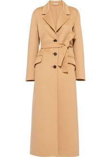 Miu Miu single-breasted belted coat