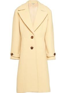 Miu Miu single-breasted mid-length coat
