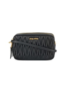 Miu Miu small quilted bag with strap