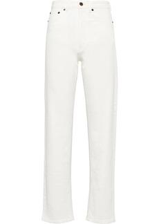 Miu Miu straight-fit François jeans