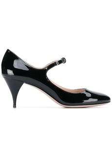 Miu Miu varnished Mary Jane pumps