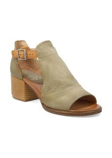 Miz Mooz Campbell Block Heel Sandal (Women)