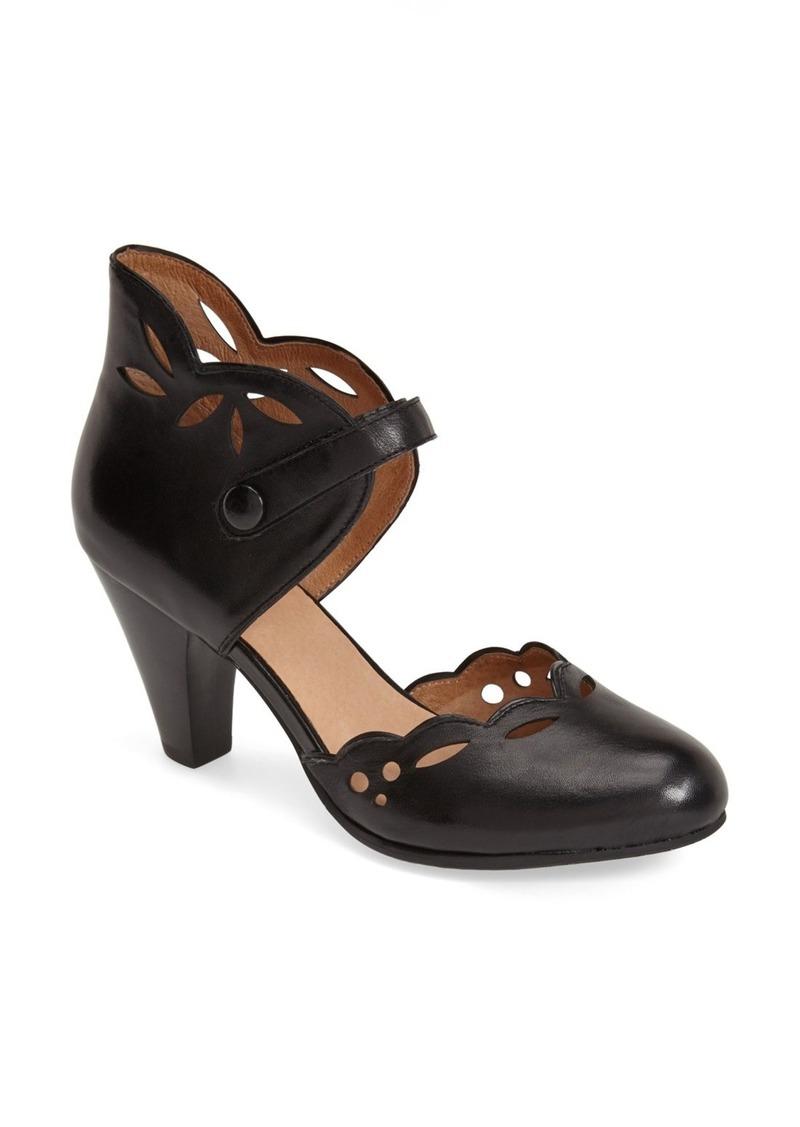 Miz Mooz Miz Mooz Carlotta Leather Pump Women Shoes