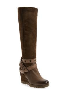 Miz Mooz Nina Wedge Boot (Women)