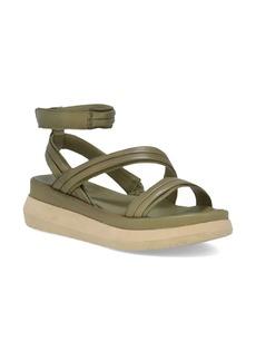 Miz Mooz Punk Ankle Strap Sandal (Women)