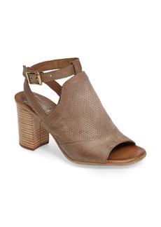 Miz Mooz Shiloh Block Heel Sandal (Women)