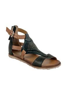 Miz Mooz Tessa Studded Diamond Sandal (Women)