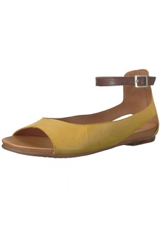 Miz Mooz Women's Angel Flat Sandal   M US