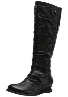 Miz Mooz Women's BLOOM Boot BLACK