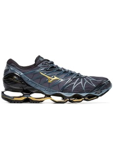 Mizuno Blue Miz Wave Prophecy 7 sneakers