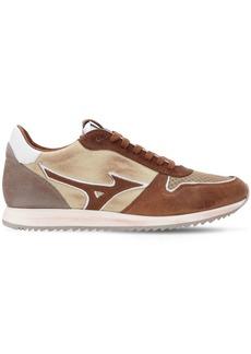 Mizuno L.s. Etamin Fabric & Leather Sneakers
