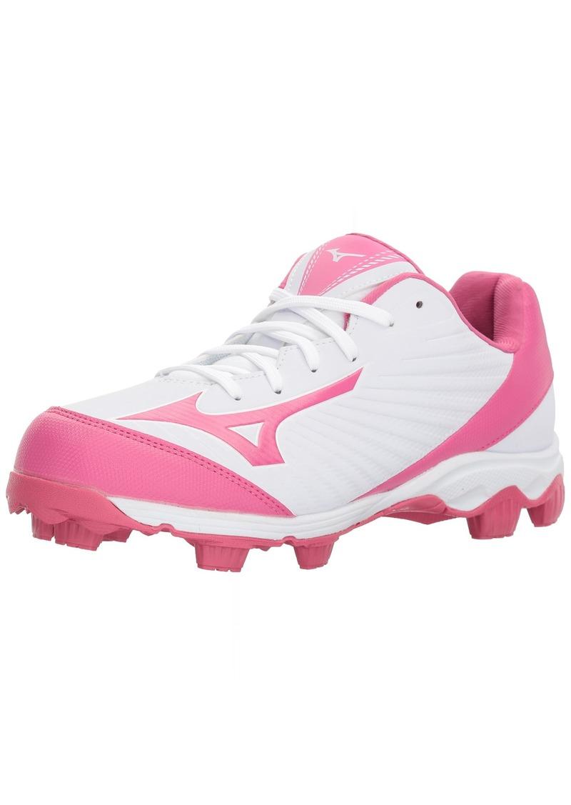 Mizuno  9-Spike Advanced Finch Franchise 7 Womens Fastpitch Softball Cleat Shoe  8 B US