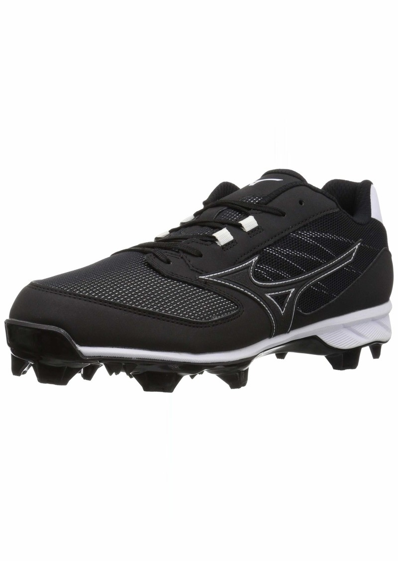 Mizuno Men's 9-Spike Advanced Dominant TPU Molded Baseball Cleat Shoe  8.5 D US