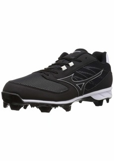 Mizuno Men's 9-Spike Advanced Dominant TPU Molded Baseball Cleat Shoe   D US
