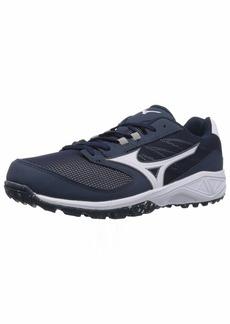 Mizuno Men's Dominant All Surface Low Turf Shoe Baseball  13 D US