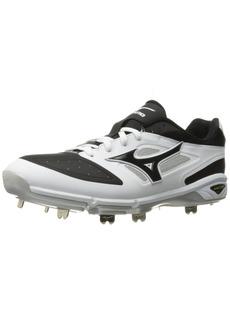 Mizuno Men's Dominant IC Baseball Shoe  15 D US