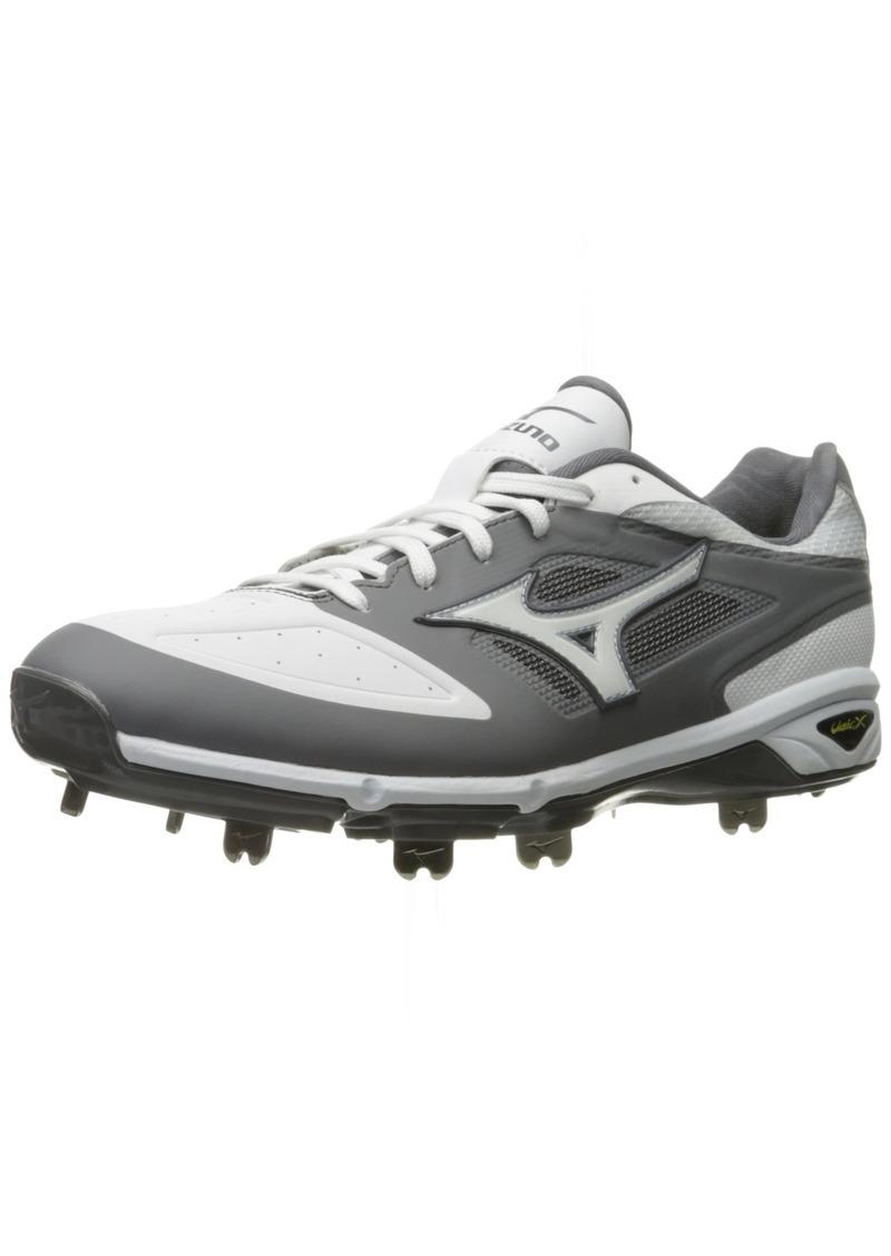Mizuno Men's Dominant IC Baseball Shoe   D US