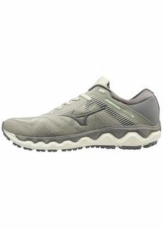 Mizuno Men's Horizon 4 Running Shoe Pelican-Steel Grey