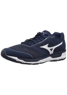 Mizuno Men's Synchro mx Baseball Shoe  12 D US
