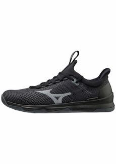 Mizuno Men's TC-11 Training Shoe Dark Shadow-Black