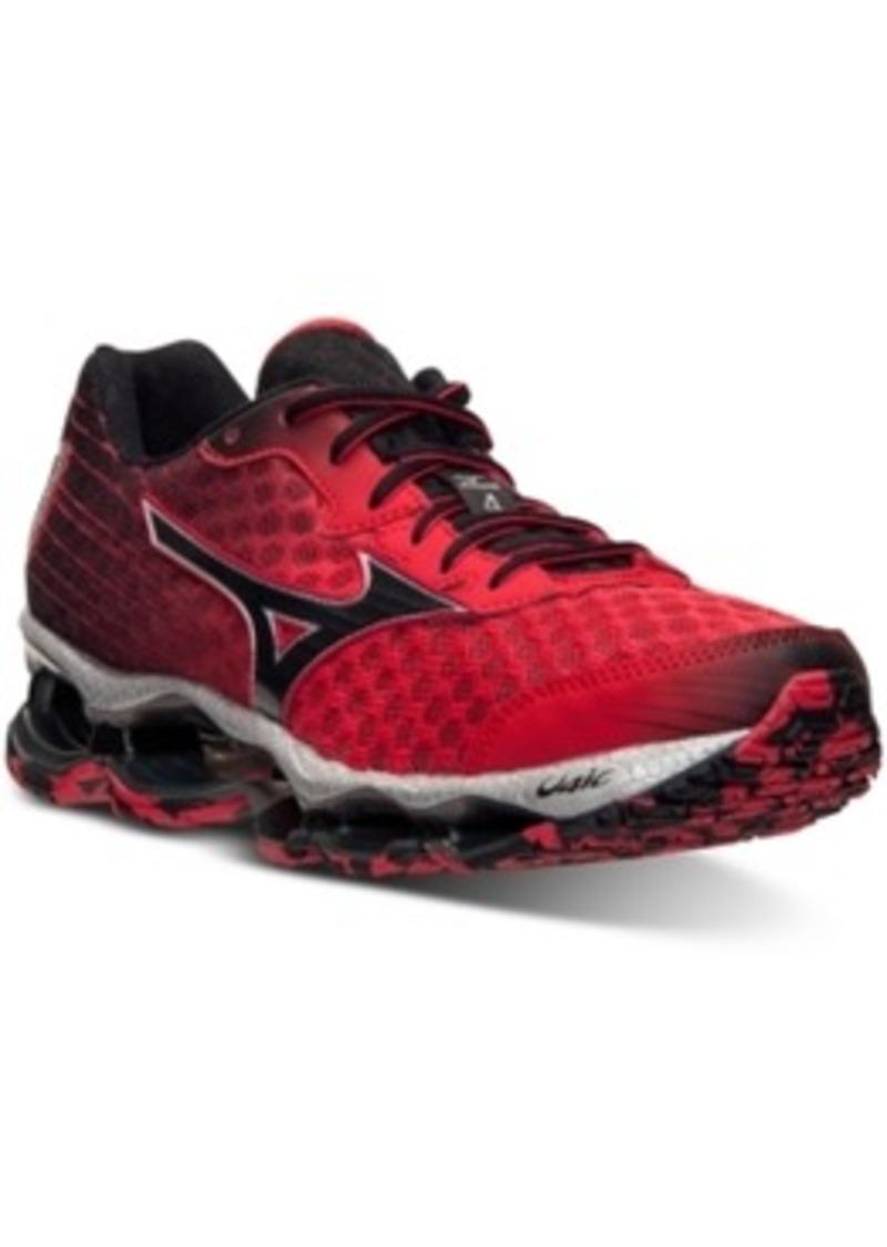 37c9109eb34c Mizuno Mizuno Men's Wave Prophecy 4 Running Sneakers from Finish ...