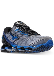 Mizuno Men's Wave Prophecy 7 Running Sneakers from Finish Line