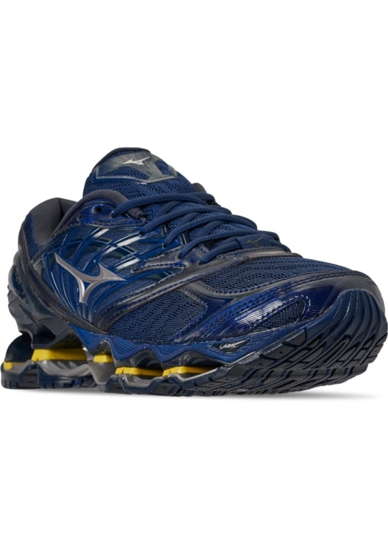 Mizuno Men's Wave Prophecy 8 Running Sneakers from Finish Line